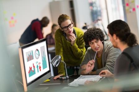 Budget et analyse prédictive des ventes pour la direction marketing et ventes. Tendancial